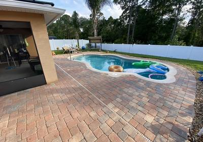Set Up Your Backyard For Barbecue Action With Daytona Beach Pressure Cleaning